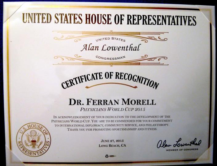 certificate-recognition-alan-lowenthal-ferran-morell