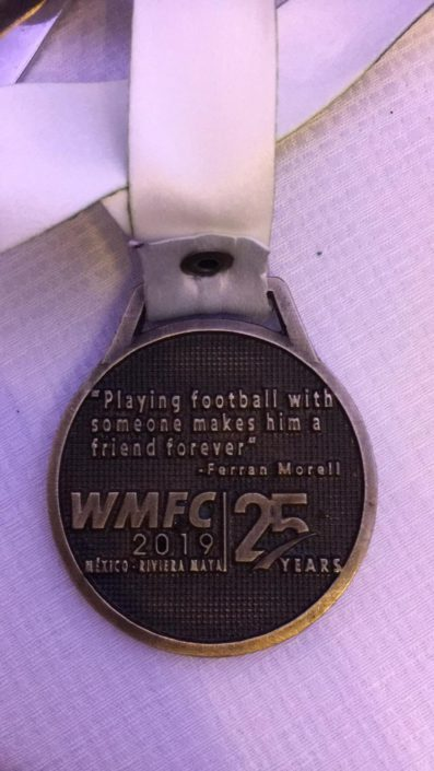 World Medical Football Championship (WMFC)