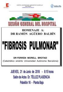 Fibrosis Pulmonar | Homenaje Dr. Ramón Agüero Balbín
